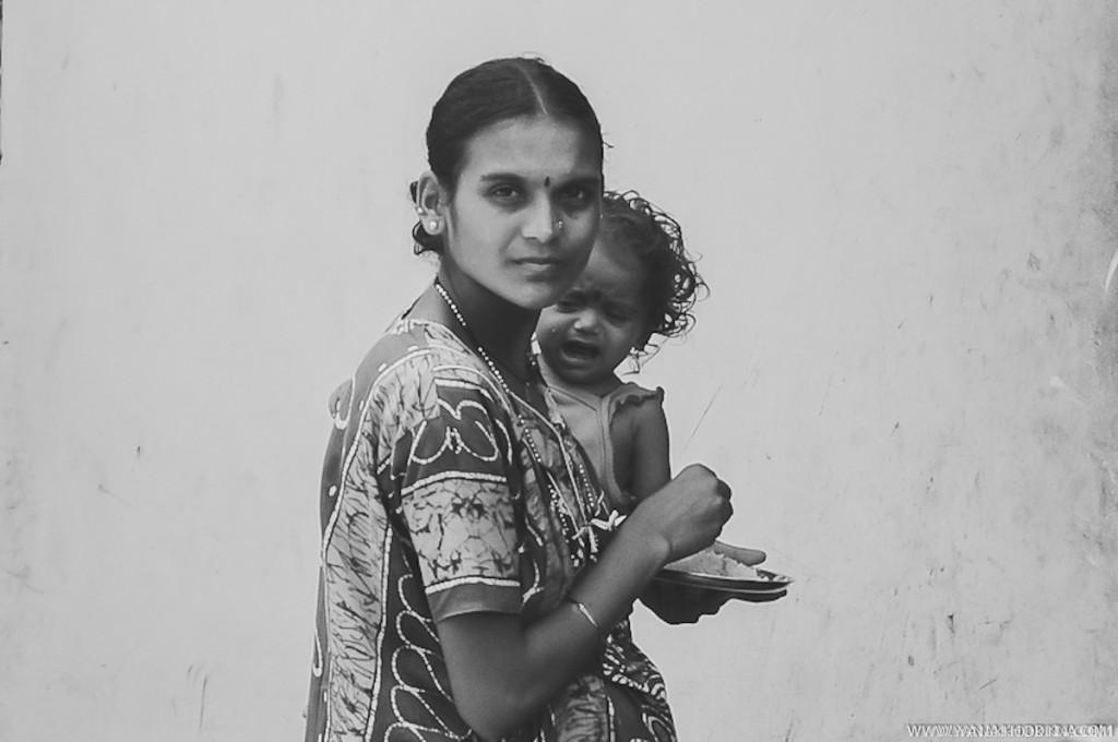 Индийские дети, фото