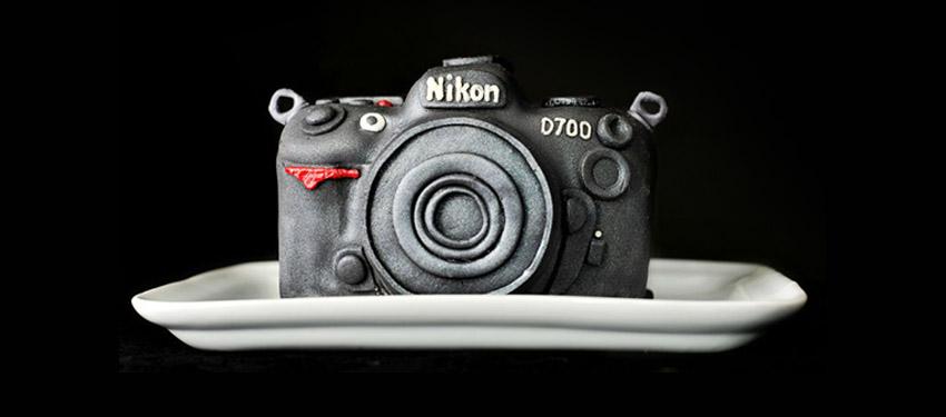 Подарок фотографу