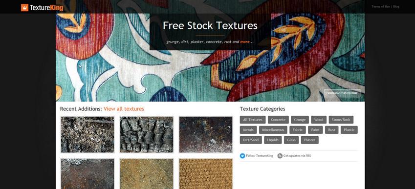 бесплатные текстуры. Пример сайта