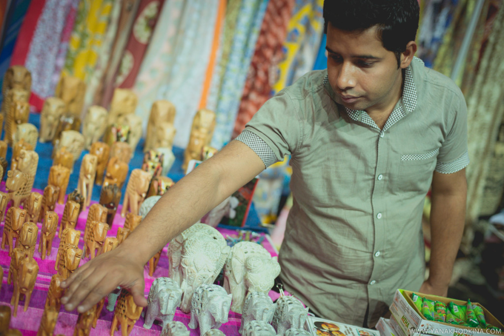 Индийская выставка в Вологде
