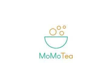 лого дизайн MomoTea