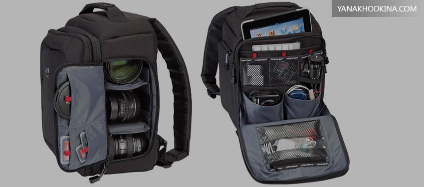 два фото рюкзака